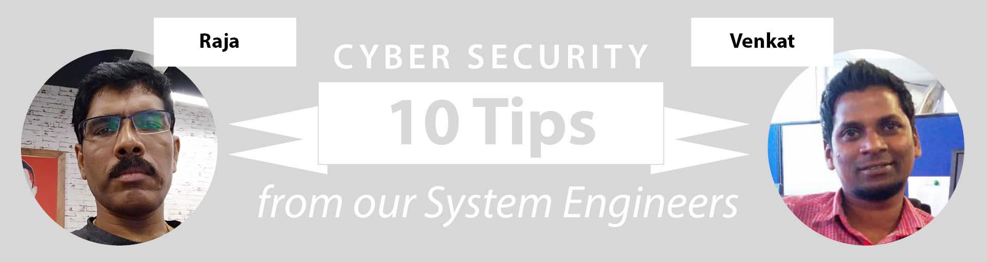 10 tips van onze systeembeheerders