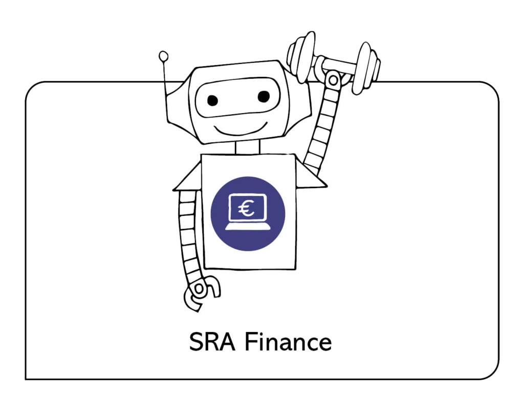 SRA Finance | Solid Robotic Accounting | Financiele administratie | Financial administration | Financiele software | Financial software