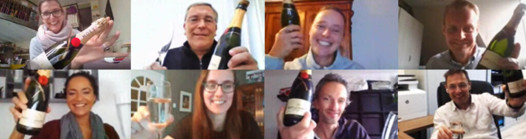 Solid Online | Vrijmibo | Friday afternoon drink