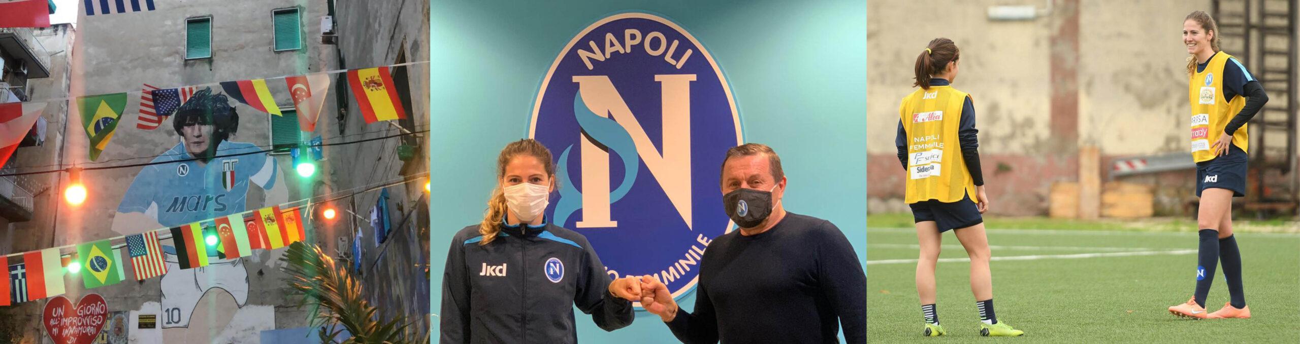 Transfer naar Napoli voor Solid consultant Pia
