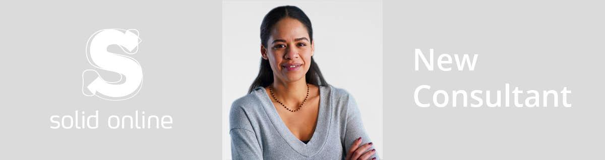 Romy-Angèle: nieuwe consultant in het Solid team